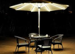 battery operated patio umbrella lights home design ideas and
