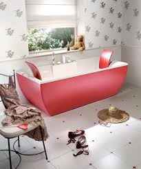 unique tubs for bath time pleasures view in gallery kids bathtub design in red