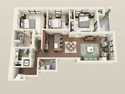 3 Bedroom Apartments Chicago Terrazio Apartment Homes In Chicago Apartments By Mandel Group