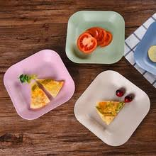 Cheap Home Decor From China by Popular Plastic Plates Square Buy Cheap Plastic Plates Square Lots