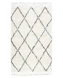 bohemian moroccan berber wool shag marrakesh rug bohemian moroccan