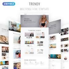 html5 templates for books book store website template 37195
