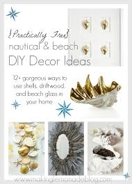 nautical and decor diy nautical decor ideas lemonade