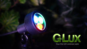 multi color led landscape lighting color changing rgb led landscape spotlight 6 watt youtube