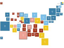 2016 Electoral Map Pre by Npr Battleground Map Hillary Clinton Is Winning U2014 And It U0027s Not Close
