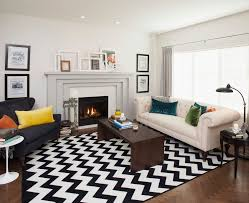 single cushion sofa living room eclectic with beige walls