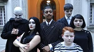 Adam Family Halloween Costumes by Catch Leader Area Students In The Addams Family At Miller Theatre