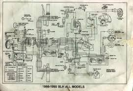 need a wiring diagram for a 1987 883 sportster harley davidson