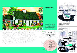 Cape Cod House Plans With Attached Garage by Cape Cod House Plans 1950s America Style
