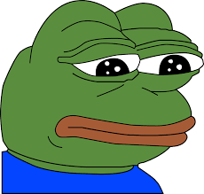 Memes Png - sad pepe feelsbadman transparent png stickpng