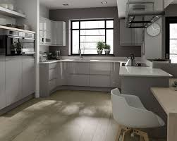light grey kitchen mad about grey kitchens