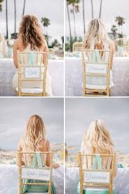 bridal shower chair diy easy reception chair signs something turquoise