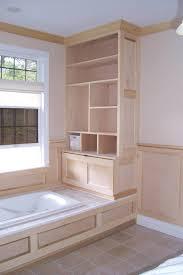 bathroom built in shelves bathroom renovation southampton ny u2014 dennis schorndorf fine