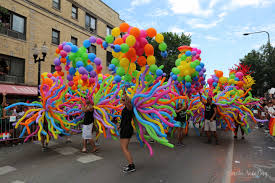 for parade parade promotions profits with balloons by balloon coach