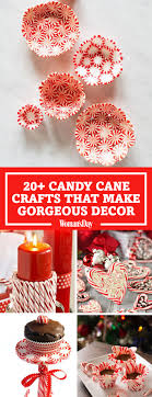 25 crafts diy decorations with canes