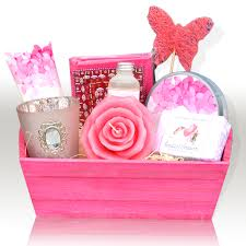 gift baskets for women the spa therapy gift basket for women regarding gift baskets for