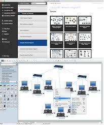 network floor plan diagram logic gates header wiring design software mac restaurant