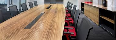 Wooden Boardroom Table with Wood Conference Conference Table Haworth