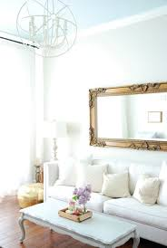Large Living Room Mirror by Best 25 Mirror Above Couch Ideas On Pinterest Living Room Art