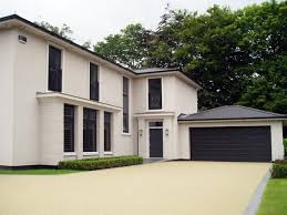 villa style house traditional exterior manchester by fpa