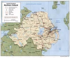 Map Ireland Maps Ireland