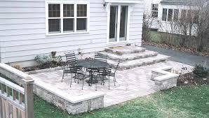 Backyard Concrete Patio Designs Concrete Patio Ideas For Small Backyards Unique Small Backyard