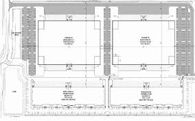 Floor Plan Of A Warehouse by Coral Springs Commerce Center I Exeter Property Group
