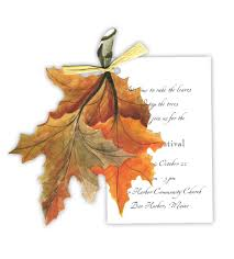 Thanksgiving Leaf Template Custom Card Template Free Thanksgiving Card Templates Free