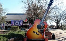 grand ole opry videos at abc news video archive at abcnews com photo a grand ole opry guitar sits on the grounds of the grand ole opry house on jan 2 2016 in nashville tennessee