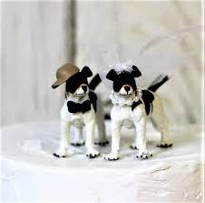 dog cake topper wedding cake topper dog cake topper grooms cake
