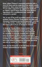 game of thorns the inside story of hillary clinton u0027s failed