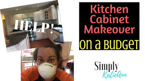 Kitchen Cabinet Budget Beauteous 30 How To Redo Kitchen Cabinets On A Budget Inspiration