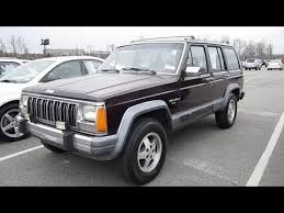 1989 jeep mpg 1989 jeep laredo 4 0 start up engine and in depth tour