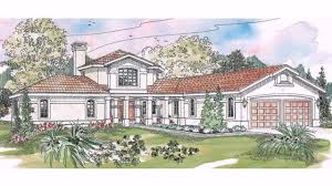 hacienda style house plans with courtyard youtube