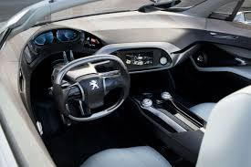 peugeot concept cars peugeot sr1 concept car img 12 it u0027s your auto world new cars