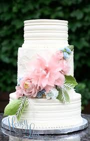 3 tier wedding cake wedding cakes honeylove cakery