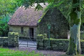 Thatched Cottage Ireland by Irish Thatched Cottage Ian C Whitworth Photography