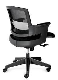 fauteuil bureau dos fauteuil de bureau direction en cuir noir donatello