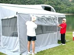 Roll Out Awning For Campervan Privacy Screens For Caravan Awnings Awnings Privacy Screens For