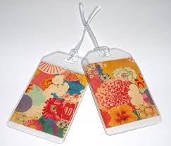 themed luggage tags 97 best luggage tag wedding favors images on luggage