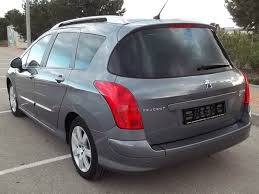 second hand peugeot for sale second hand peugeot 308 sw auto for sale san javier murcia costa