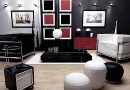 Red Living Room Chairs Living Room Living Room Furniture Sets Black Table And Red Wall