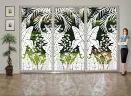 doors with glass windows window treatment ideas for sliding glass doors inspiration home