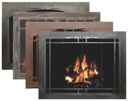 modern glass fireplace doors exellent modern fireplace doors outdoor for design decorating