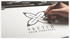 sketch tour portugal the beginning