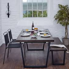Ottawa Dining Room Furniture Kitchen Table Oak Effect Kitchen Table And Chairs Rustic Oak