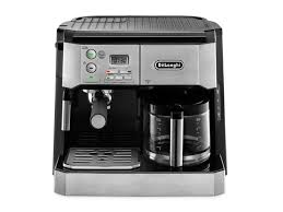 how to make espresso coffee all in one cappuccino espresso and coffee maker de u0027longhi usa