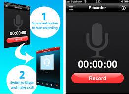 gespräche aufzeichnen erlaubt skyrecorder neue app kann skype gespräche aufzeichnen itopnews
