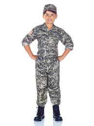 amazon com army camo uniform kids costume clothing