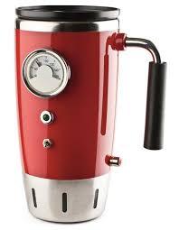heated coffee mug self heating coffee mug